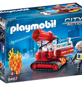 Playmobil PM Fire Water Cannon