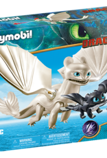 Playmobil PM Light Fury Playset