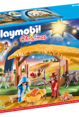 Playmobil PM Nativity Illuminating