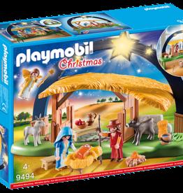 Playmobil PM Nativity Illuminating