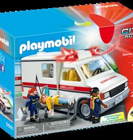 Playmobil PM Rescue Ambulance