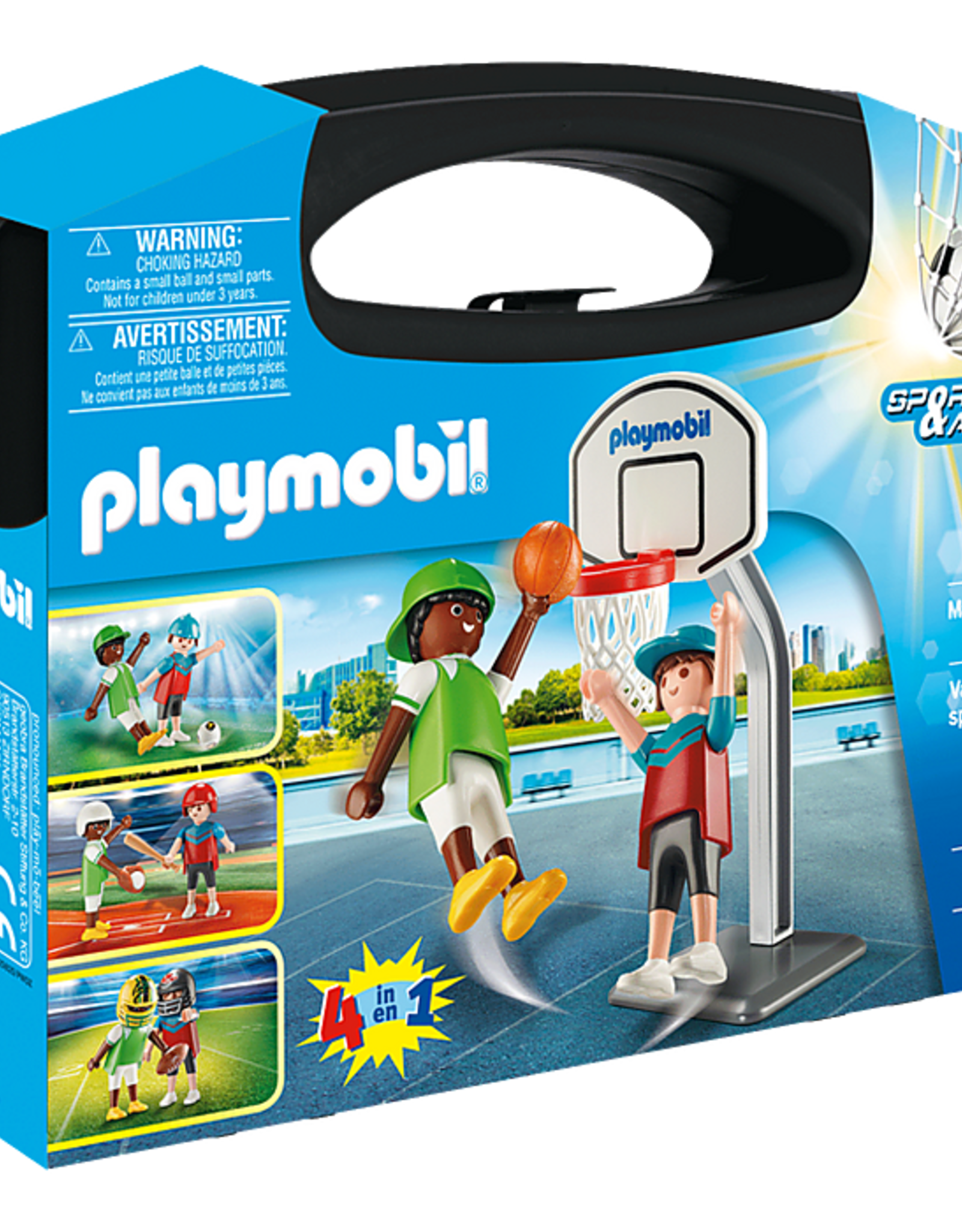 Playmobil PM Multisport Carry Case
