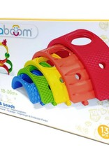 Lalaboom Lalaboom Rainbow & Beads Set