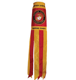 "In The Breeze 40"" Windsock-Marine"