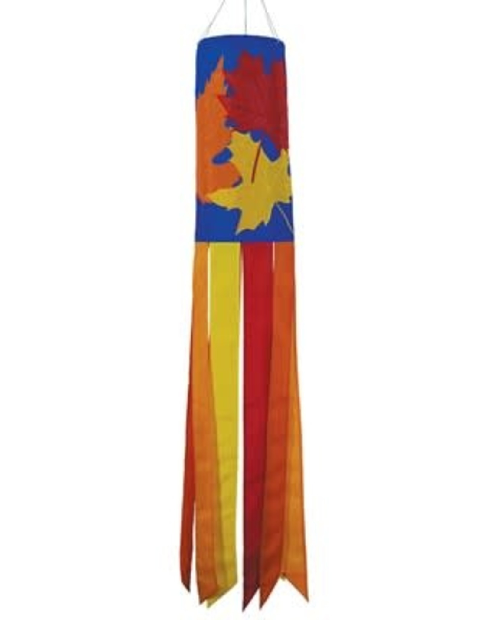 In The Breeze Fall Leaves Windsock