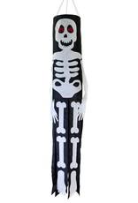 In The Breeze Lil' Bones Skeleton Windsock