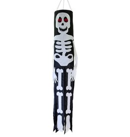 In The Breeze Lil' Bones Skeleton Windsock
