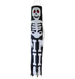 In The Breeze Windsock Lil' Bones Skeleton