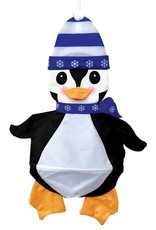 In The Breeze Penguin Wind Friend