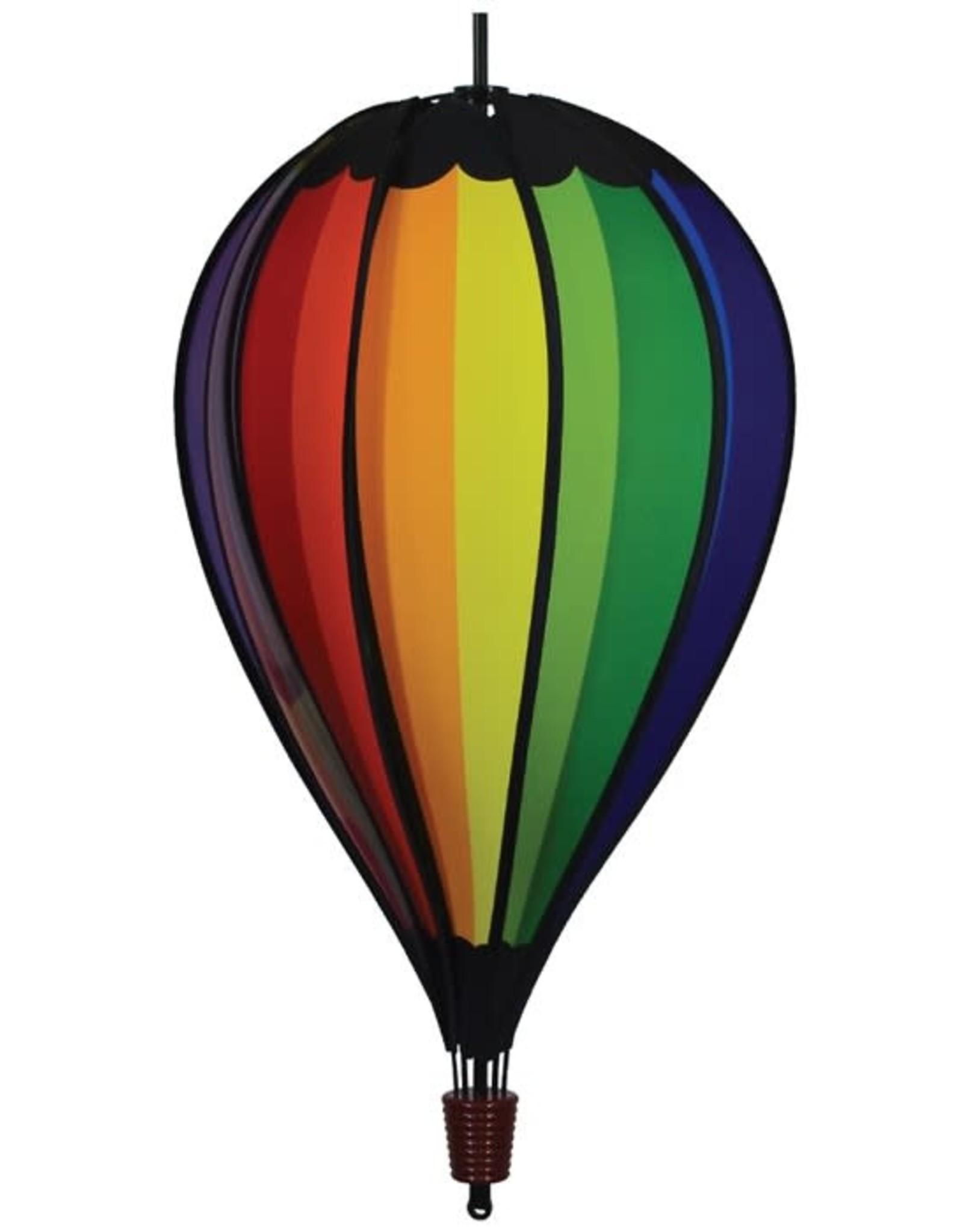 In The Breeze Hot Air Balloon Rainbow Spectrum
