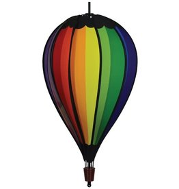 In The Breeze Hot Air Balloon Rainbow Spectrum