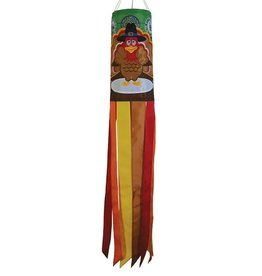 "In The Breeze WINDSOCK-40"" TURKEY DINNER"