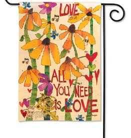 Studio M All You Need is Love Flower GF