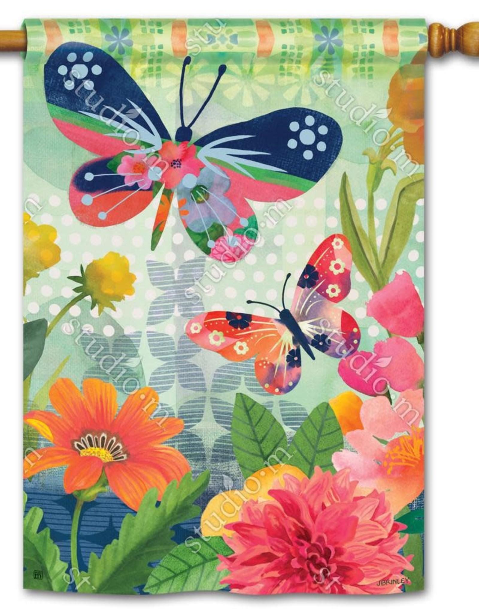 Studio M Butterflies in Flight