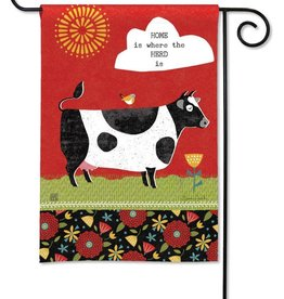 Studio M Farm Charm Cow GF