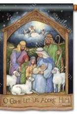 Studio M Holy Family
