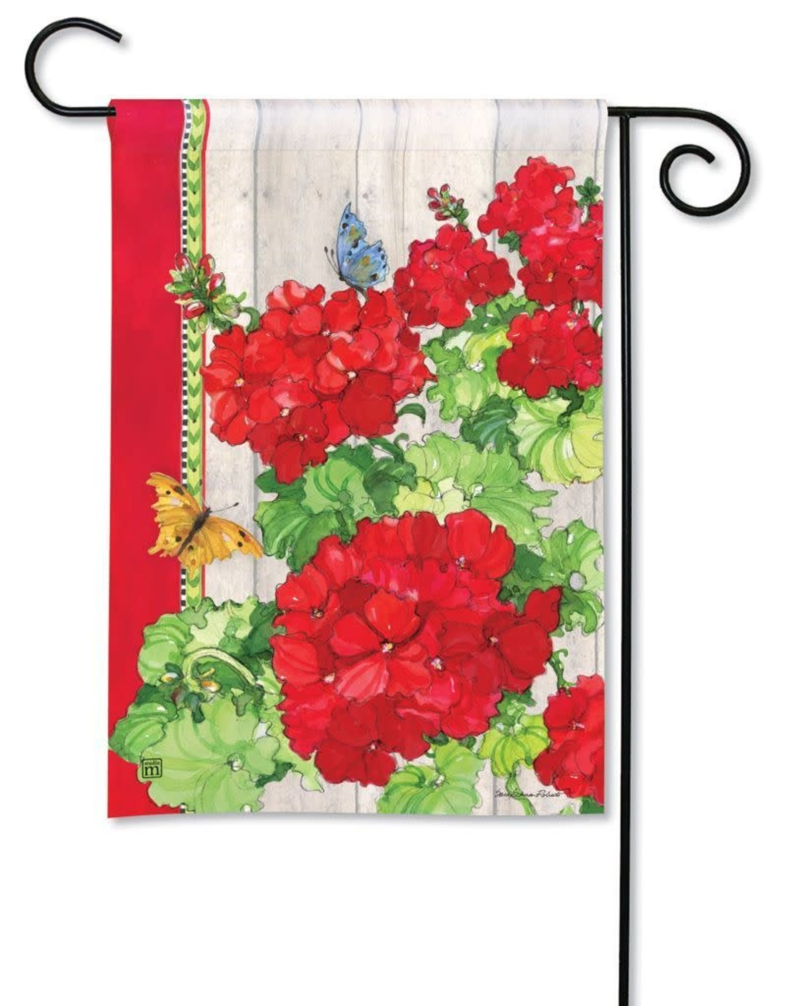 Studio M Ladies in Red Geraniums GF