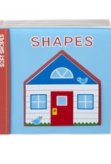 Melissa & Doug MD Bath Book Shapes