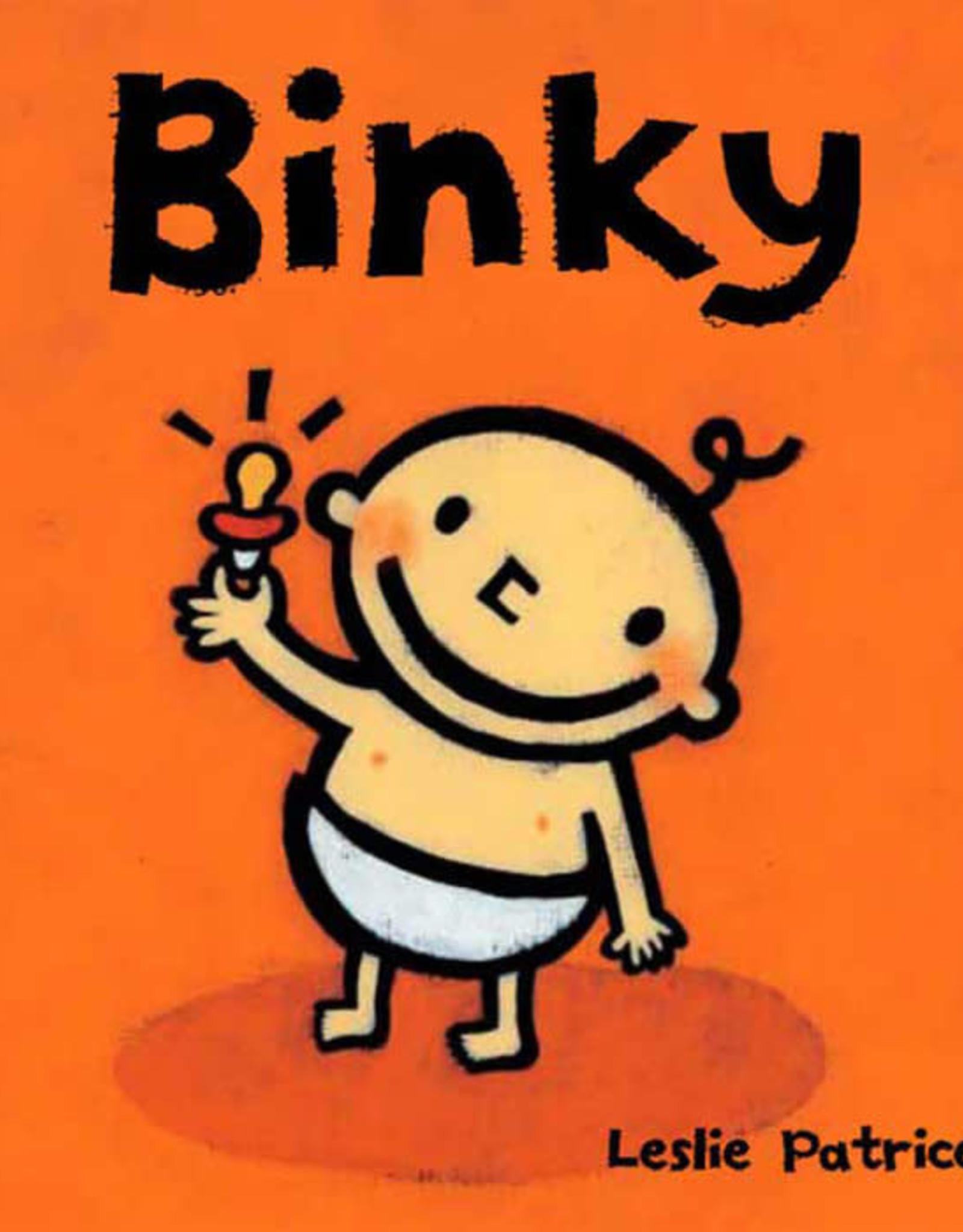 Board Book Binky