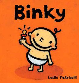 Leslie Patricelli Books Board Book Binky