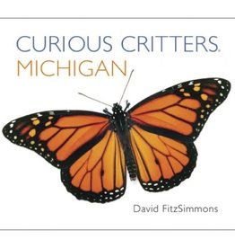 Wild Iris Publishing Curious Critters Michigan Book