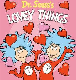 Dr. Seuss Dr. Seuss's Lovey Things