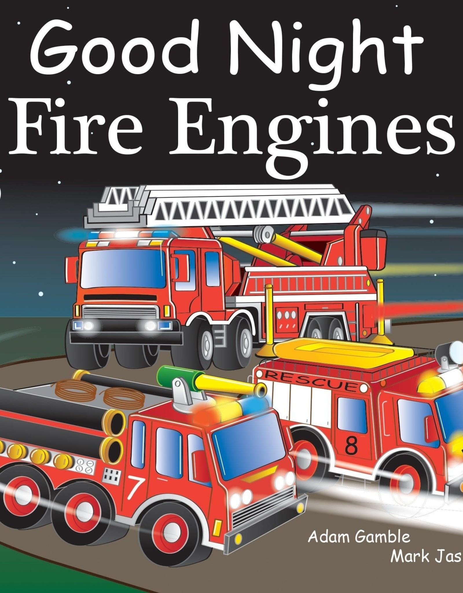 Good Night Books Good Night Fire Engines