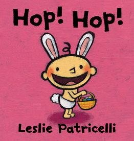 Leslie Patricelli Books Board Book Hop Hop