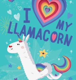 Penguin Random House I Love My Llamacorn