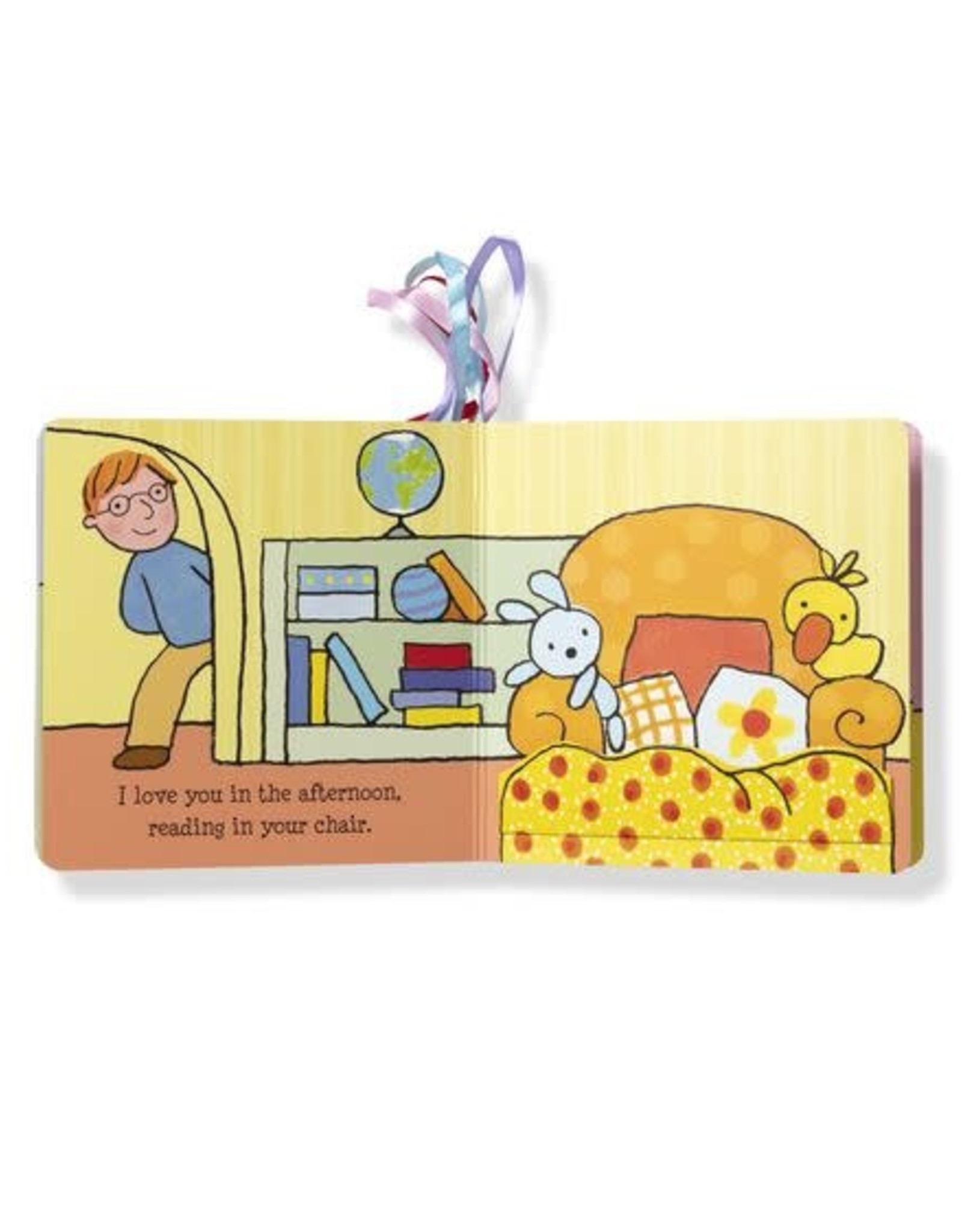 Melissa & Doug MD Book I Love You All Day Long