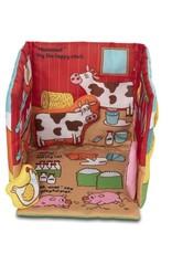 Melissa & Doug MD Cloth Book On the Farm
