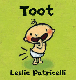 Leslie Patricelli Books Board Book Toot
