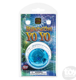 """The Toy Network YOYO 2.25"""" Hyperactive Light Up"""