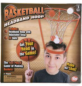 Basketball Hoop Head Game
