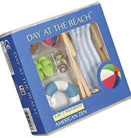 Day at the Beach Novelty Box