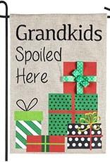 Evergreen EV Grandkids Spoiled Here GF