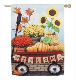 Evergreen EV Autumn Red Wagon