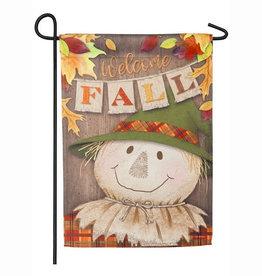 Evergreen EV Welcome Fall Scarecrow GF