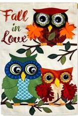 Evergreen EV Autumn Owls