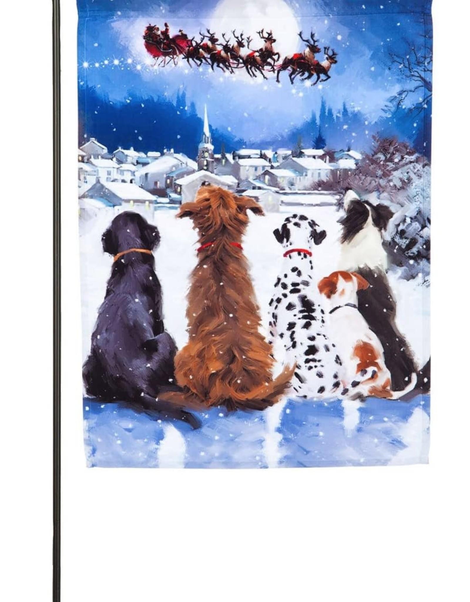 Evergreen EV GF Christmas Dogs