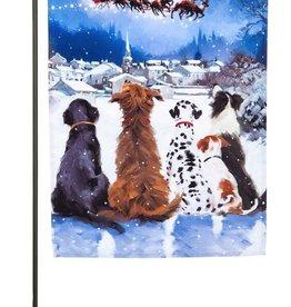 Evergreen EV Christmas Dogs GF