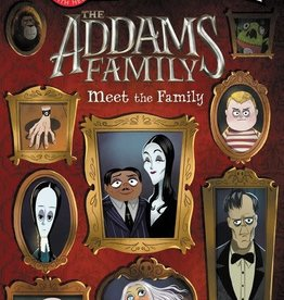 I Can Read! Addams Family Meet the Family