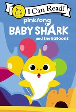 I Can Read! Baby Shark & the Balloons FR