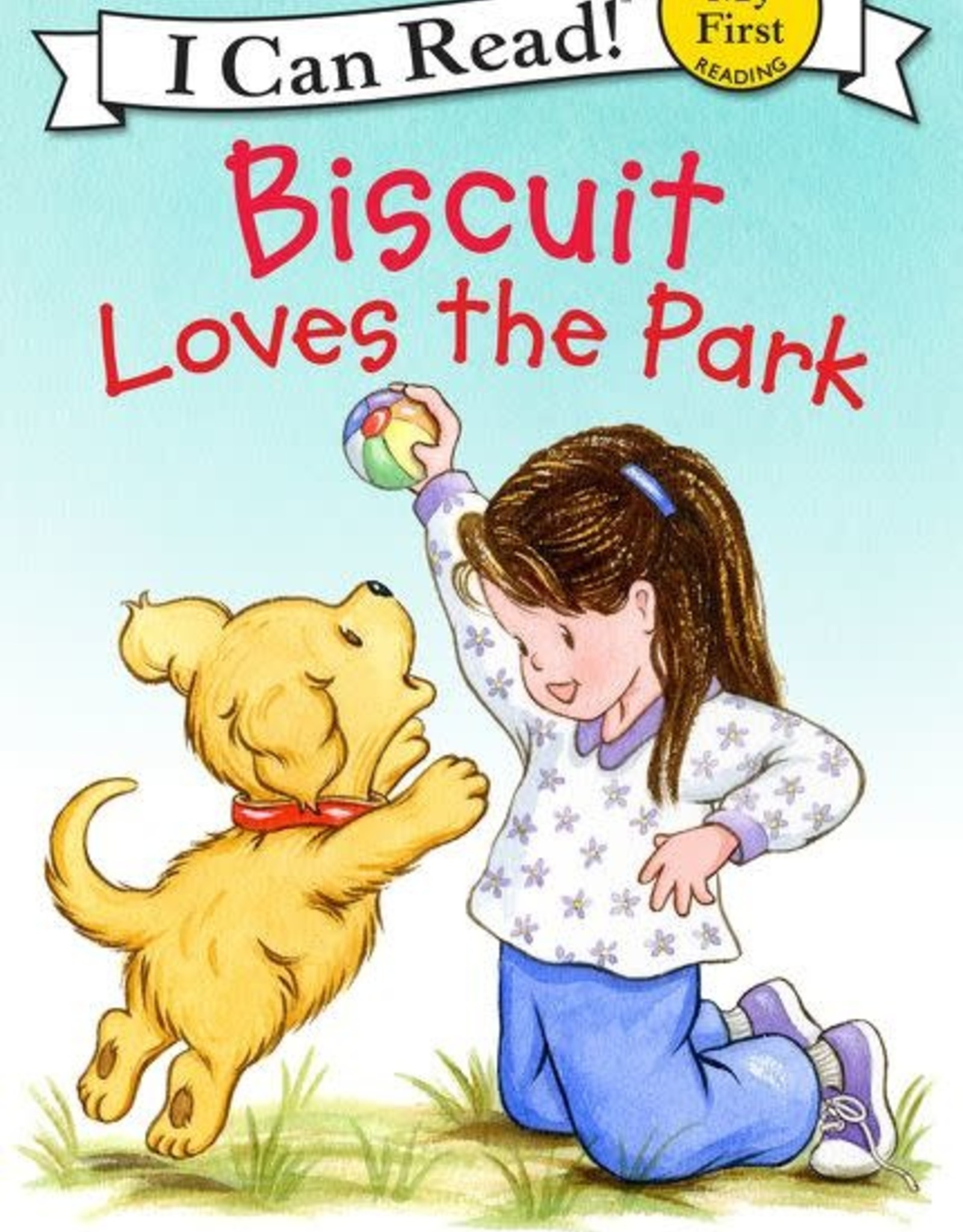 I Can Read! Biscuit Loves the Park