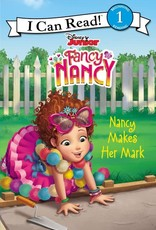 I Can Read! Fancy Nancy Makes Her Mark