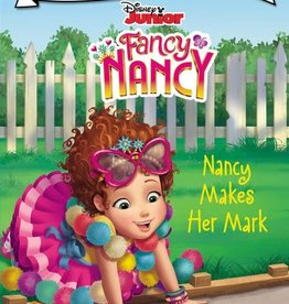 I Can Read! Fancy Nancy Makes Her Mark