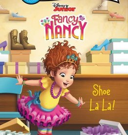 I Can Read! Fancy Nancy Shoe La La L1