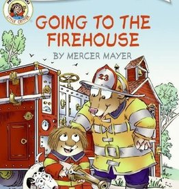 I Can Read! Little Critter Firehouse FR