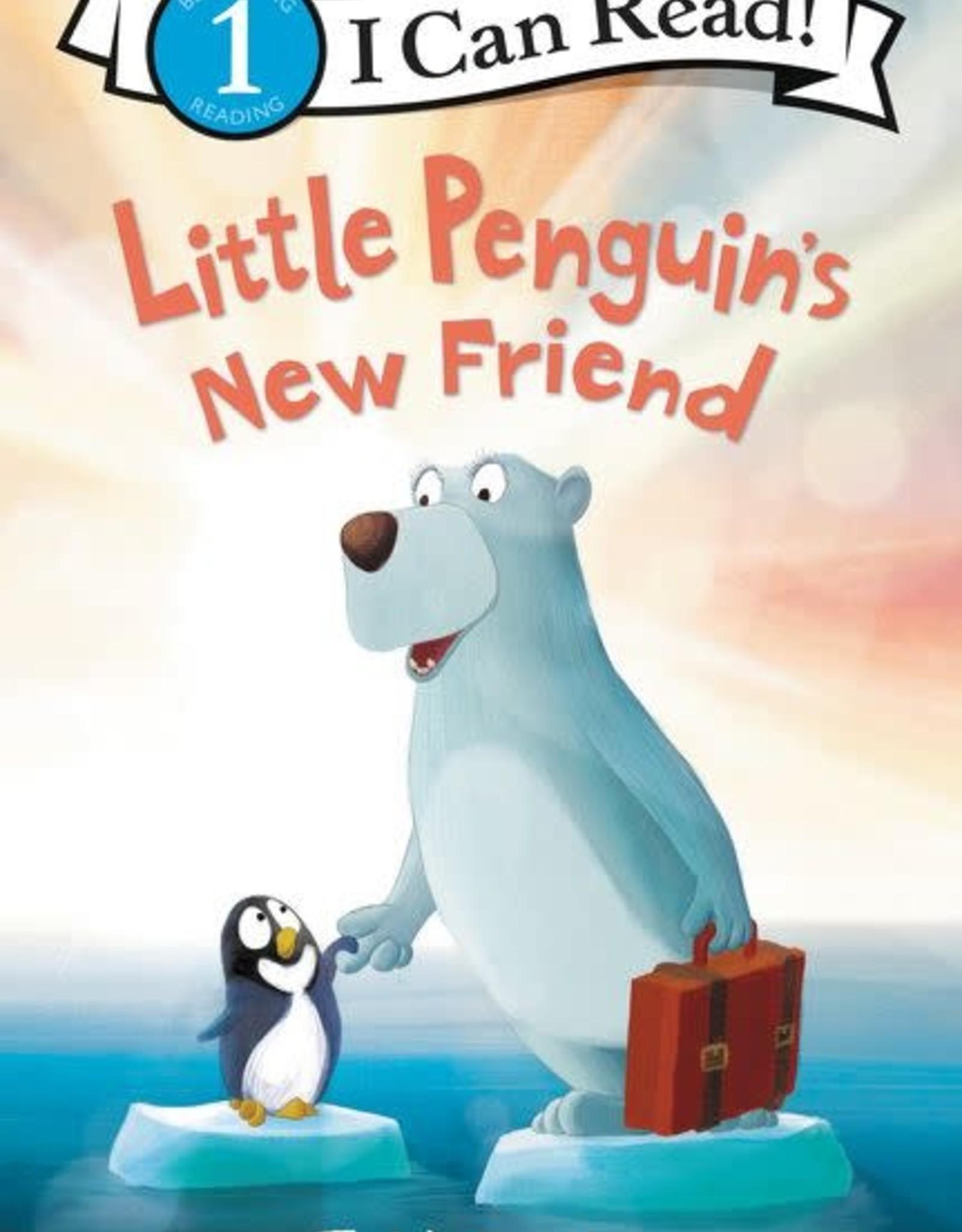 I Can Read! Little Penguin's New Friend L1