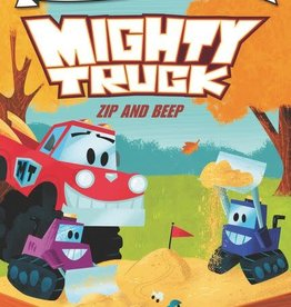 I Can Read! Mighty Truck Zip & Beep